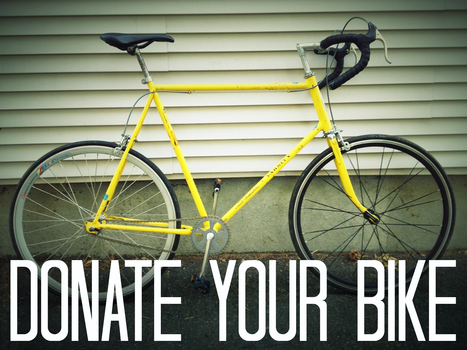 Bike Pirates need you to donate your unused bicycles and bike parts. We accept all form of bike donations. As a non profit, bike pirates relyies on bike donations to keep our doors open and keep true to our mission mandate to provide accessible transportation.  Please donate today.